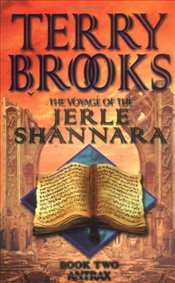 Voyage of Jerle Shannara Antrax - Brooks, Terry