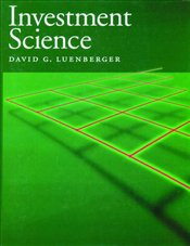 Investment Science - Luenberger, David G.