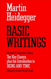 Basic Writings V1 - Heidegger, Martin