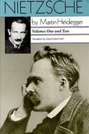Nietzsche V1-2 : Will to Power As Art and Eternal Recurrence of the Same - Heidegger, Martin