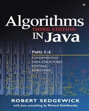Algorithms Java Parts 1 - 4 - Sedgewick, Robert