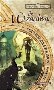 WIZARDWAR : Counselors and Kings 3 - Cunningham, Elaine