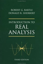 Introduction to Real Analysis 3E WSE - BARTLE, ROBERT G.