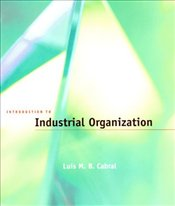 Introduction to Industrial Organization 1E - Cabral, Luis M. B.