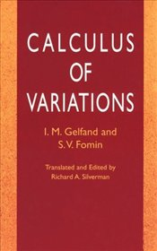 Calculus of Variations - Gelfand, I.M.
