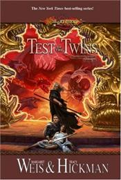Test of the Twins : Legends 3 - Weis, Margaret