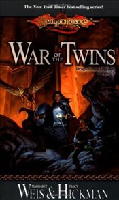 War of the Twins : Legends 2 - Weis, Margaret
