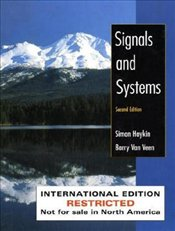 Signals and Systems 2E WIE - Haykin, Simon