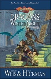 Dragons of Winter Night  - Weis, Margaret