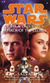 Star Wars : Attack of the Clones - Salvatore, R. A.